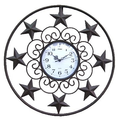 DeLeon Collections  Wall Clock (MARCO041)