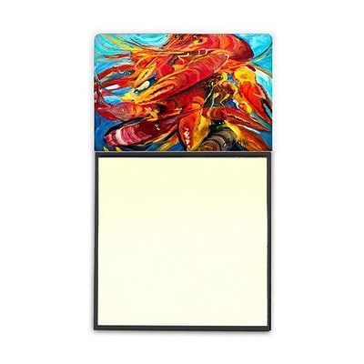 Carolines Treasures  Crawfish Sticky Note Holder (CRLT69108)