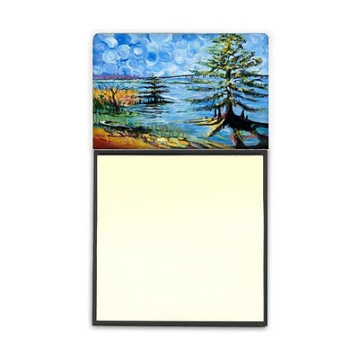 Carolines Treasures  Life On The Causeway Sticky Note Holder (CRLT69250)