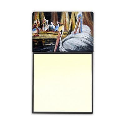 Carolines Treasures  Pelicans Sticky Note Holder (CRLT69264)