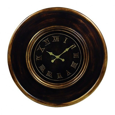 A Nation  Wooden Wall Clock, 36 in. (UMET733)