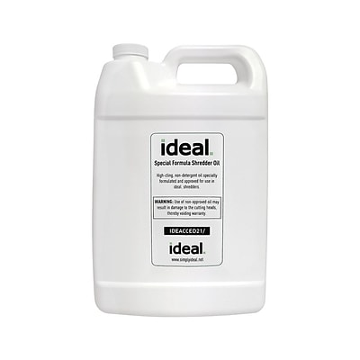 IDEAL Special Lubricating Oil Shredders 1 Gallon (IDEACCED21/GH)