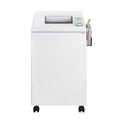 IDEAL 2604 Centralized Office, 8 Sheet Capacity, Continuous Operation, Super Micro-Cut P-7  Paper Shredder (IDEDSH0364H)