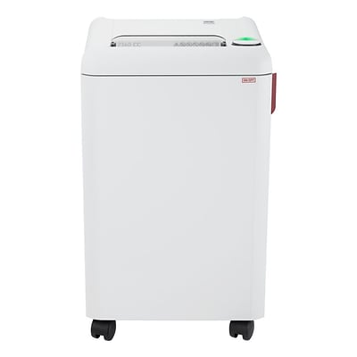 IDEAL 2360 Deskside Shredder 13 Sheet Capacity Cross-Cut (IDEDSH0057H)