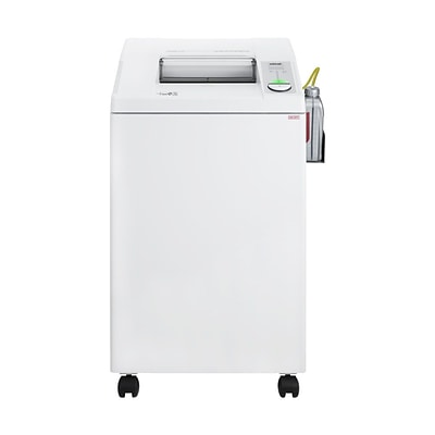 IDEAL 2604 Centralized Office Shredder, 16 Sheet Capacity Cross-Cut with Oiler (IDEDSH0361OH)