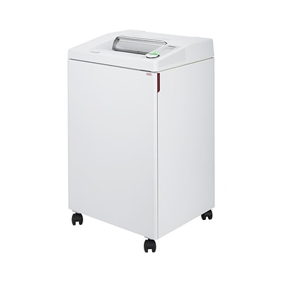 IDEAL 3104 Centralized Office Shredder 17 Sheet Capacity Cross-Cut (IDEDSH0316H)