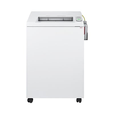 IDEAL 4002 Centralized Office, 16-Sheet Capacity, Cross-Cut P-5 Shredder with Oiler (IDEDSH0392OH)