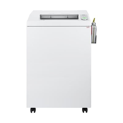 IDEAL 4005 Centralized Office, 12-Sheet Capacity, Super Micro-Cut P-7 Shredder with Oiler (IDEDSH0503H)