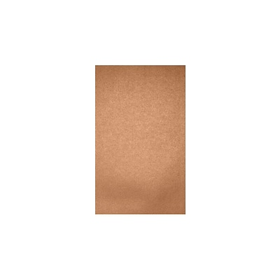 LUX 8 1/2 x 14 Cardstock (8 1/2 x 14)  - Copper Metallic - Pack of 50 (2444840)