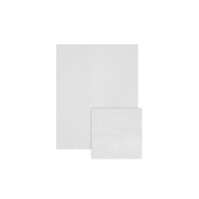 LUX 8 1/2 x 11 Paper (8 1/2 x 11)  - White Birch Woodgrain - Pack of 50 (2445115)
