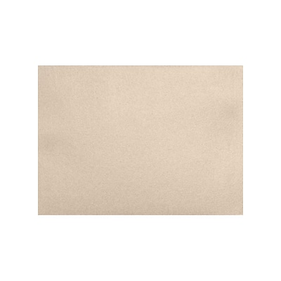 LUX A2 Flat Card  (4 1/4 x 5 1/2)  - Taupe Metallic - Pack of 50 (2445206)