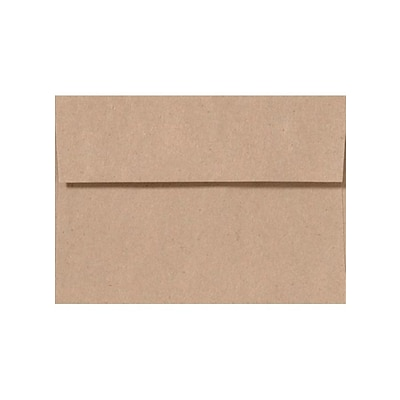 LUX A7 Invitation Envelopes (A7) - Oatmeal - Pack of 1000 (2445221)