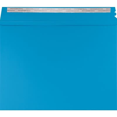 LUX Mailers (9 1/2 x 12 1/2) 500/Box, Pool (LUXMLR-102-500)