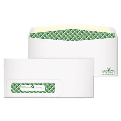 LUX #10 Window Envelopes  (#10)  -  White,