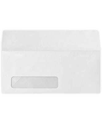 LUX #10 Window Envelopes  (4 1/8 x