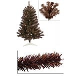 Northlight 3 Sparkling Artificial Christmas Tree with 50 Clear Light
