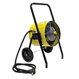 TPI Fostoria® Heat Wave™ 34130 BTU Portable Electric Salamander Heater, Yellow (FES10241CA)