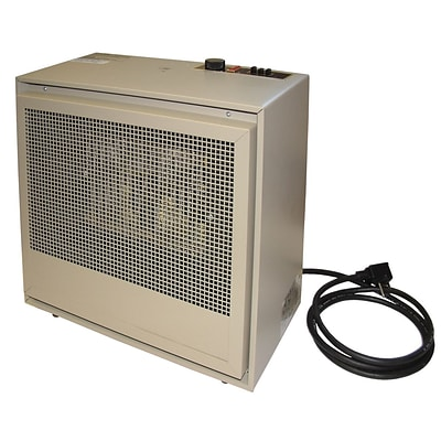 TPI 13106 BTU Portable Dual Electric Heater, Beige (H474TMC)