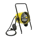 TPI Fostoria® Heat Wave™ 30717 BTU Portable Electric Salamander Heater, Yellow (FES09241C)