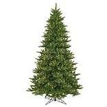 Vickerman Camdon Fir 9 Green Artificial Christmas Tree w/ 990 LED Warm White Lights w/ Stand