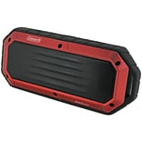Coleman Cbt16-R Aktiv Sounds Waterproof Bluetooth Slim-Line Speaker (Red)