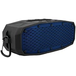 Coleman Cbt17-Bl Aktiv Sounds Waterproof Bluetooth Bass Speaker (Blue)