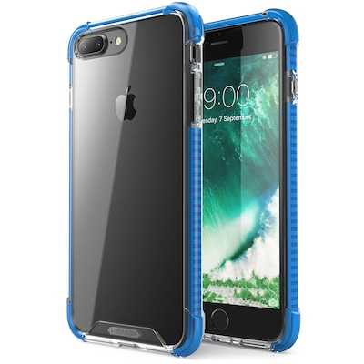 i-Blason Apple iPhone 7 Plus Shockproof Series Case - Blue (752454313914)