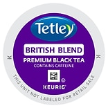 Tetley® British Blend Premium Black Tea, Keurig® K-Cup® Pods, 24/Box (GMT6855)