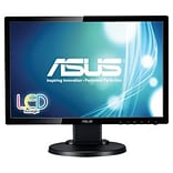 ASUS® VE198TL 19 LED LCD Monitor, Black