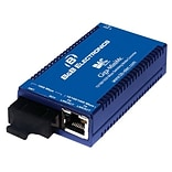 B&B 856-10731 RJ-45 to SC Port Gigabit Ethernet Switching Media Converter