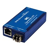 B&B 856-11700 RJ-45 to SFP Slot Gigabit Ethernet Most Reliable Switching Media Converter