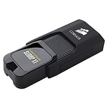 Corsair® Flash Voyager Slider X1 32GB External USB Flash Drive