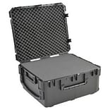 SKB iSeries Watertight Utility Case with Cubed Foam, Black (3I-3026-15BC)