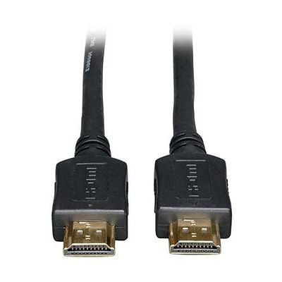 Tripp Lite P568-020 20 High Speed HDMI Male/Male Audio/Video Cable, Black