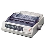 Okidata® MICROLINE 320 Turbo Monochrome Dot Matrix Impact Printer, 62411603, New