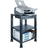 KANTEK INC. Three-Shelf Mobile Printer Stand