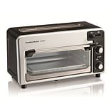 Hamilton Beach Toastation Combination Toaster & Toaster Oven; Black