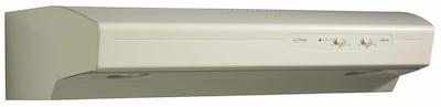 Broan 42'' 220 Cfm Convertible Under Cabinet Range Hood; Biscuit