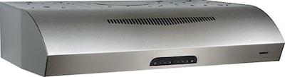 Broan 36'' 350 Cfm Ductless Under Cabinet Range Hood; Stainless Steel
