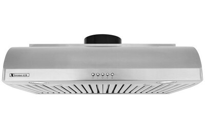 Xtreme Air 36'' Ultra 900 Cfm Ducted Under Cabinet Range Hood