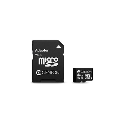 Centon MP Essential Micro SDHC Card; UHS-1, 128GB