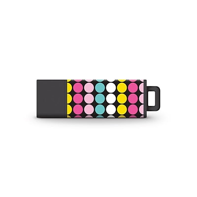 Centon S1M-U3TPOP-16 USB 3.0 Macbeth Flash Drive, 16GB