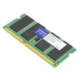 AddOn® KTT1066D3/2G-AAK 2GB (1x2GB) DDR3 SDRAM So-DIMM 204-pin DDR3-1600/PC-8500 Notebook RAM Module