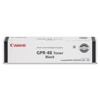 Canon® CNMGPR48 Black Toner Cartridge
