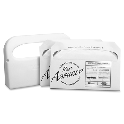 Rochester Midland® Toilet Seat Cover Starter Set