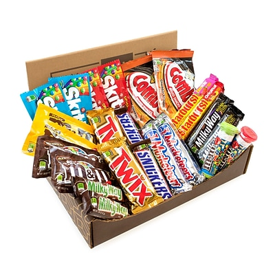 Mars® Favorites Snack Box, 22/Bx