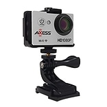 Axess® 1920 x 1080 HD Action Camera, Silver (CS3608)