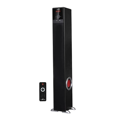 BeFree Sound BFS-T50BT-BNDL 50 W Bluetooth Tower Speaker, Black