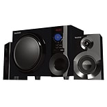 Boytone™ 60 W Bluetooth Multimedia Speaker System, Black (BT-210FD)