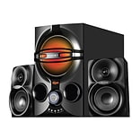 Boytone™ 60 W Bluetooth Multimedia Speaker System, Black (BT-324F)